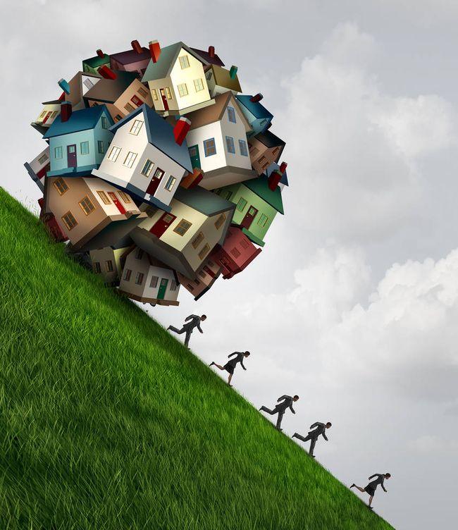 Foto: Madrid, ¿tras los pasos de Barcelona? La vivienda apenas subirá un 5% este año. (iStock)