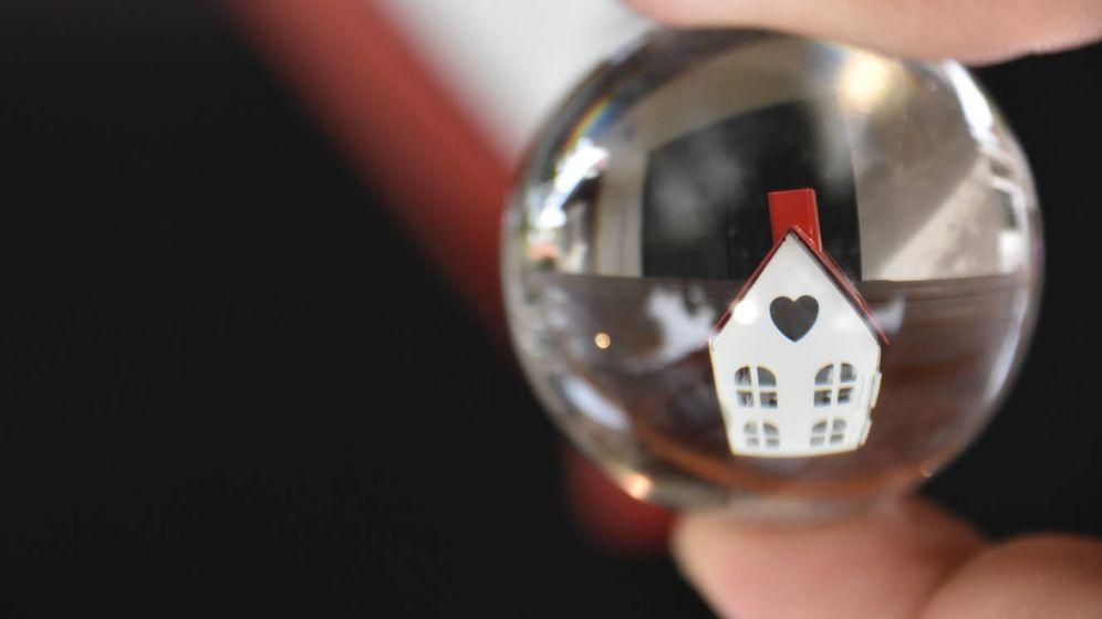 Foto: Llega a España el 'ojo inmobiliario' que ayudará a predecir la evolución del ladrillo. (iStockphoto)