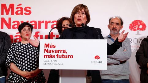 Debacle del cuatripartito de Barkos y fuerte ascenso del PSN, que tiene a mano gobernar