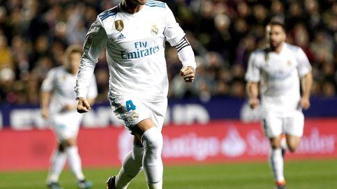 Ramos lidera una conjura en el Madrid en la que no caben batallas personales