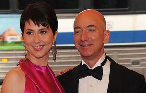 La señora Bezos hace trizas en Amazon la biografía de su marido