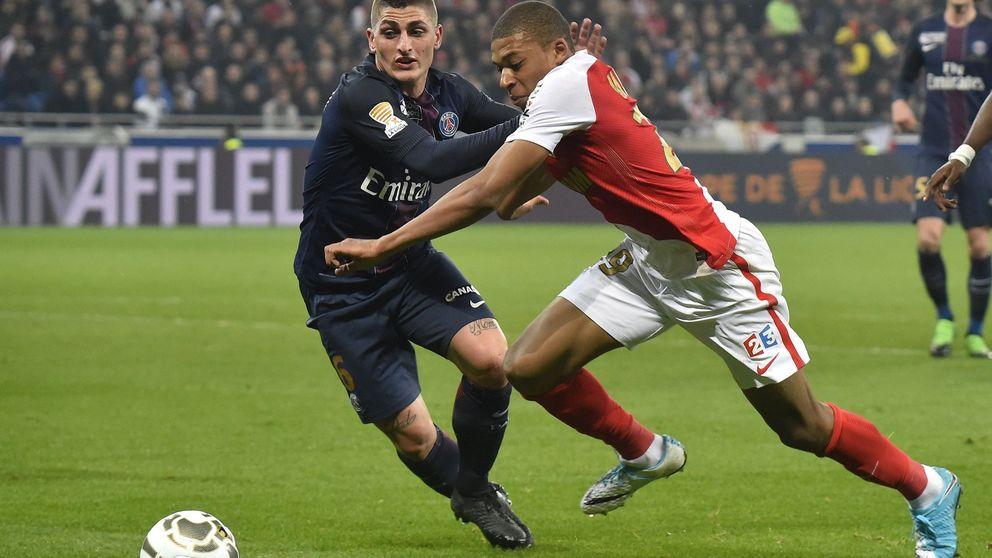 El Mónaco prefiere ver a Mbappé en el Madrid antes que en el PSG