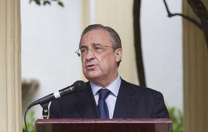 Florentino Pérez pone a ACS en el camino correcto de la solvencia