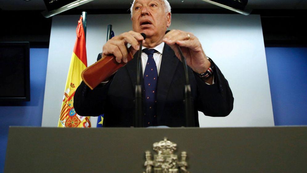 Foto: El ministro de Exteriores en funciones, José Manuel García-Margallo. (EFE)