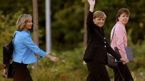 Este es el círculo más próximo a Merkel... y no son sus ministros