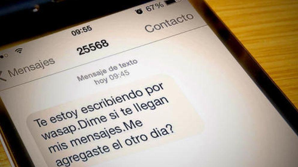 Soluciones para las pujantes estafas vía SMS y WhatsApp