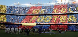Post de El 'Camp Nou Grifols' o el sueño de un emblema del independentismo catalán