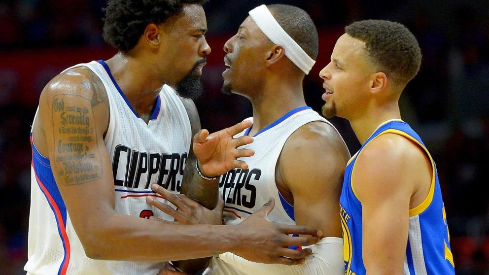 Los Warriors remontan 23 puntos a los Clippers y alargan su histórica racha