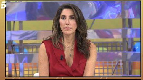 'Sálvame': Paz Padilla baja los humos a Jorge Javier y él, ofendido, la desprecia