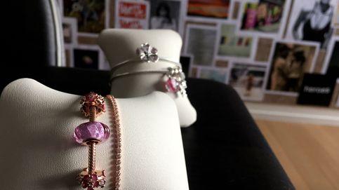 Pandora se queda a las puertas de Louis Vuitton... que prefiere las joyas de Tiffany