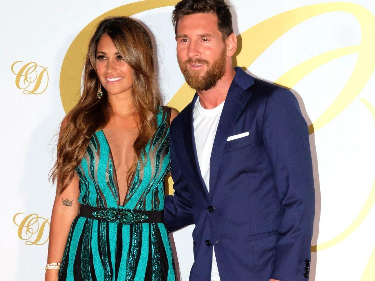 Foto: Lionel Messi y su mujer, Antonela Roccuzzo, en una imagen de archivo. (EFE)