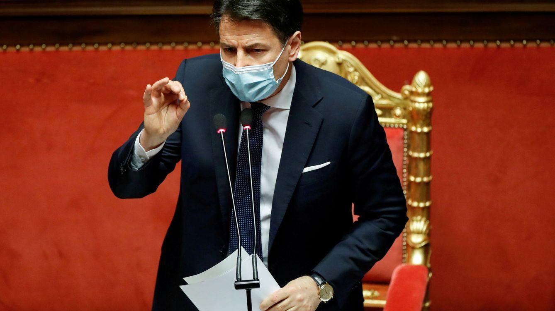 Conte presenta su dimisión y empiezan consultas para un nuevo Gobierno en Italia