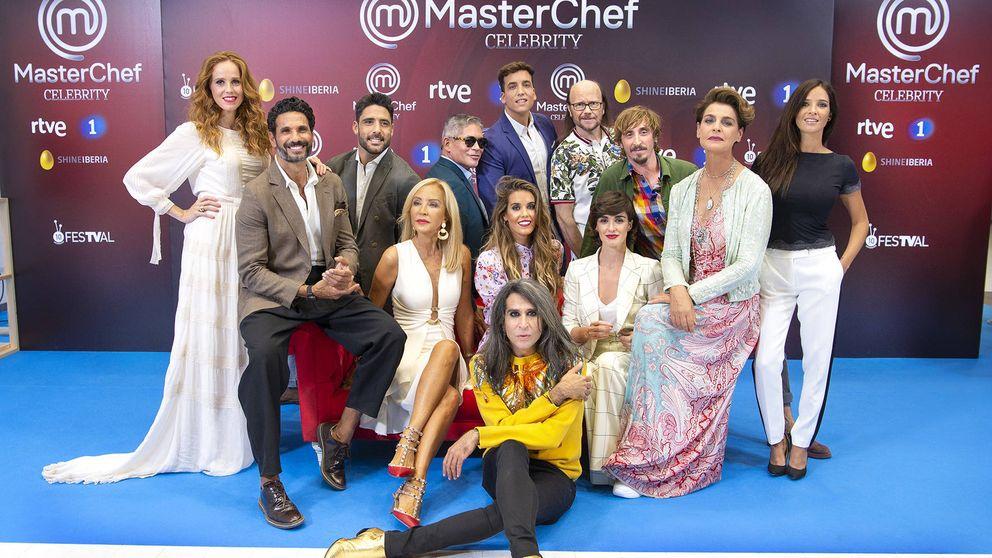 De Vaquerizo a Antonia Dell'Atte: todo sobre  los concursantes de  'MC Celebrity'