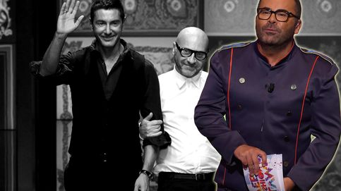 Jorge Javier, contra Dolce&Gabbana por gais homófobos y palurdos