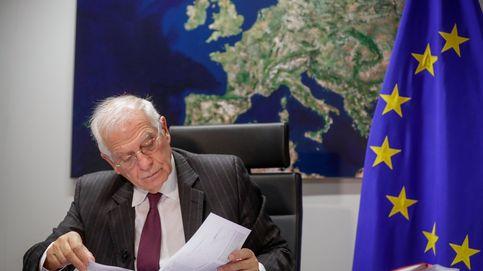 Borrell adelanta que la UE aplicará sanciones contra las exportaciones de Bielorrusia