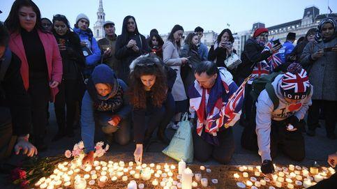 Vigilia por las víctimas del atentado de Londres