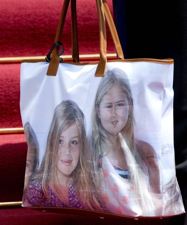 Foto: El bolso de la princesa Beatriz de Holanda