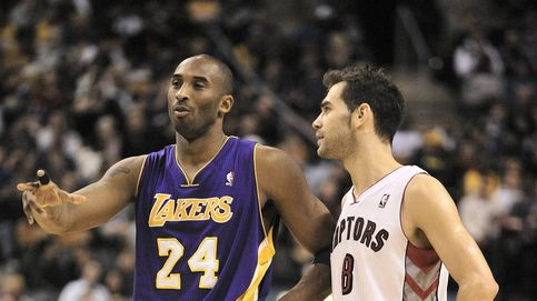 Carta de José Manuel Calderón a Kobe Bryant: Te admiraba no solo como jugador, sino como padre