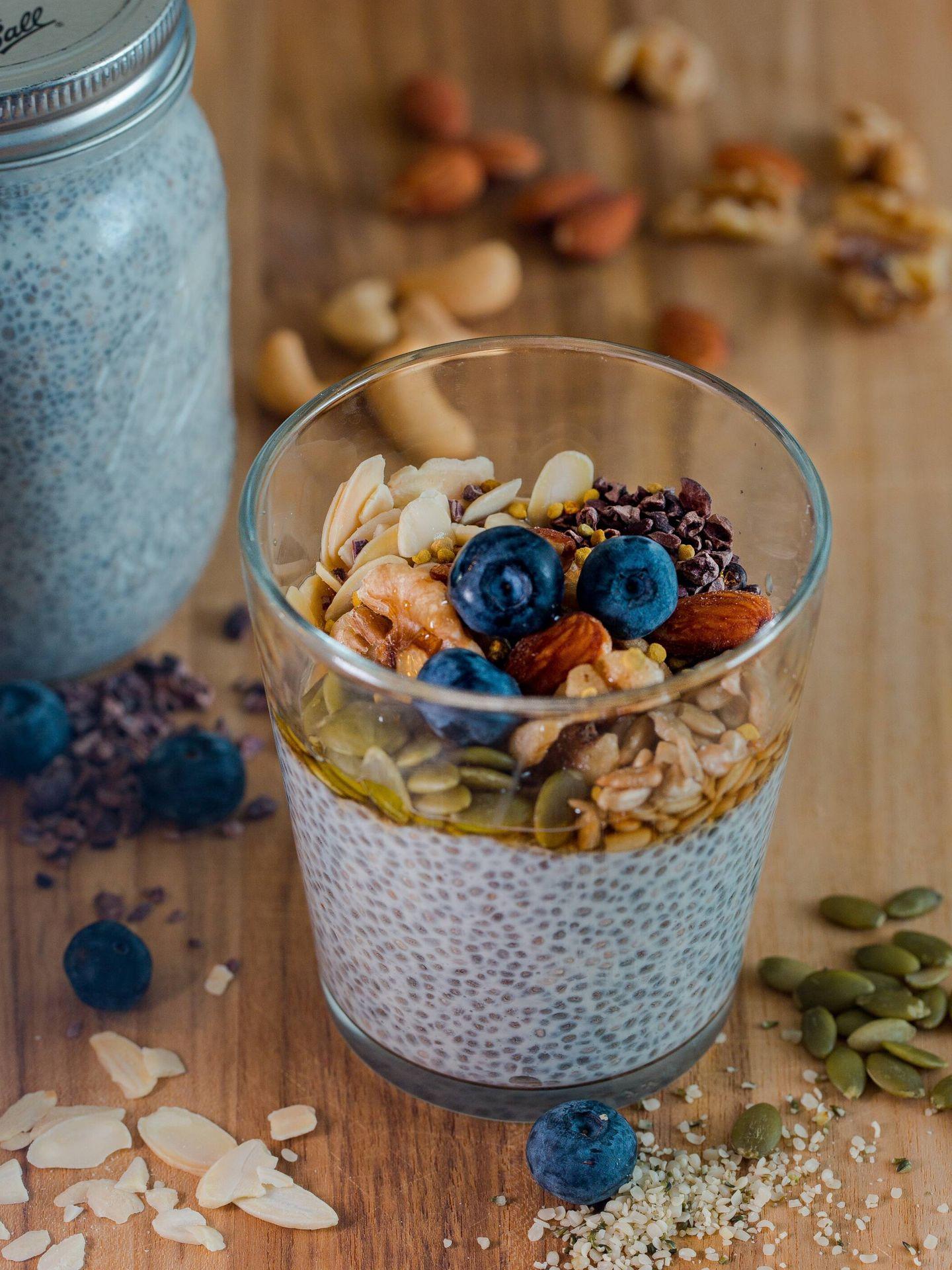 Semillas comestibles para perder peso de forma saludable. (Ash Edmonds para Unsplash)