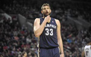 Marc devuelve la ilusión a los Grizzlies al meter a su equipo de nuevo en 'play-off'