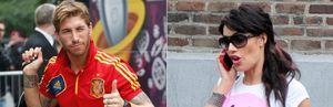 Foto: La foto de los 50.000 euros: el beso entre Pilar Rubio y Sergio Ramos