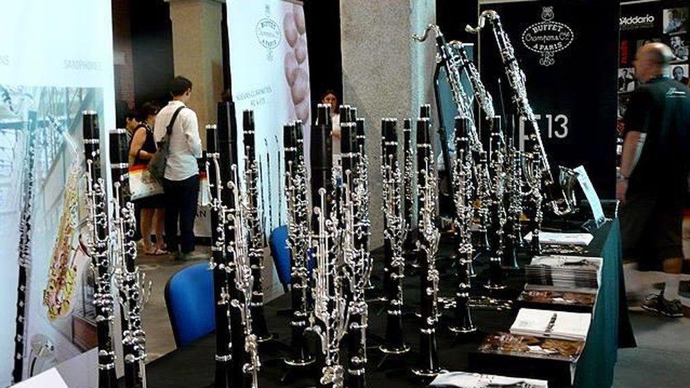 Foto: Madrid acoge por primera vez el Clarinete Fest