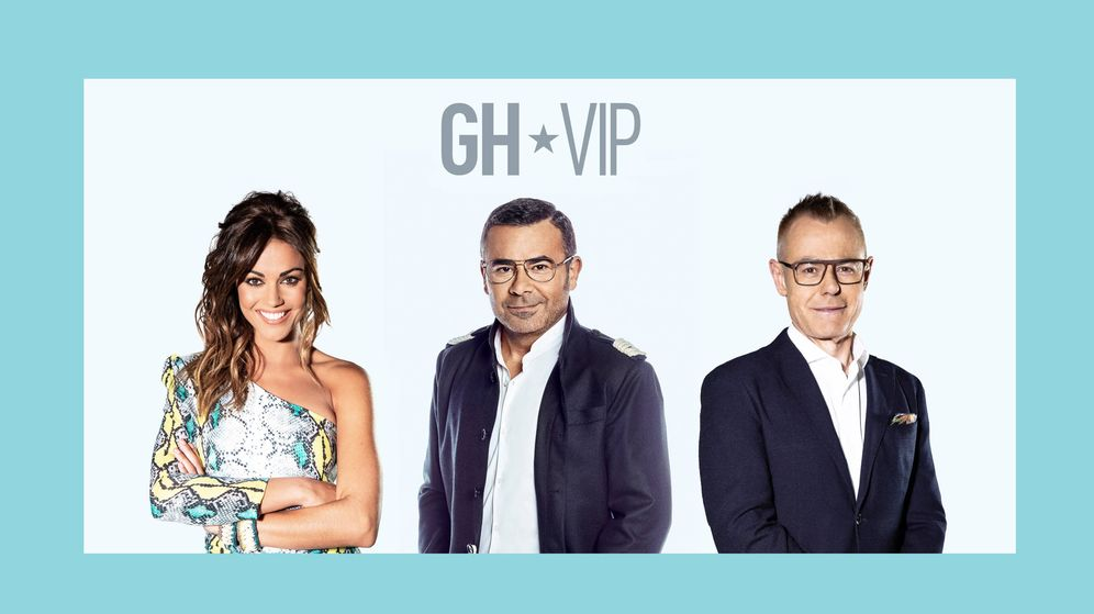 Foto: Presentadores de 'GH VIP 7'. (Mediaset España)