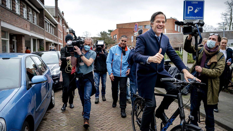 Los liberales de Rutte ganan las elecciones en Países Bajos, pero necesitará formar coalición