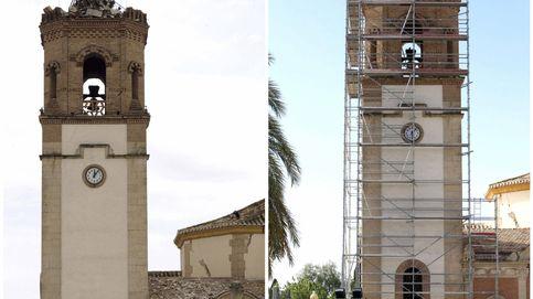 Los franciscanos se van de Lorca con su santuario aún con daños del terremoto