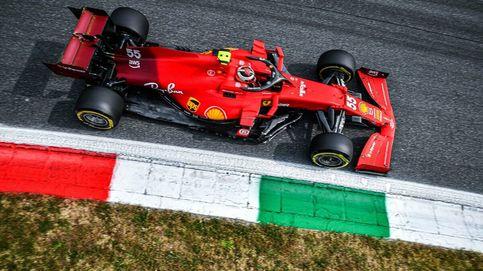 Carlos Sainz, o cuando la fortaleza mental se pone a prueba tanto como el pilotaje