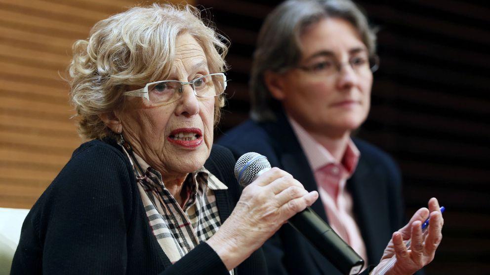 Carmena suspenderá los desahucios de la empresa de vivienda pública en septiembre