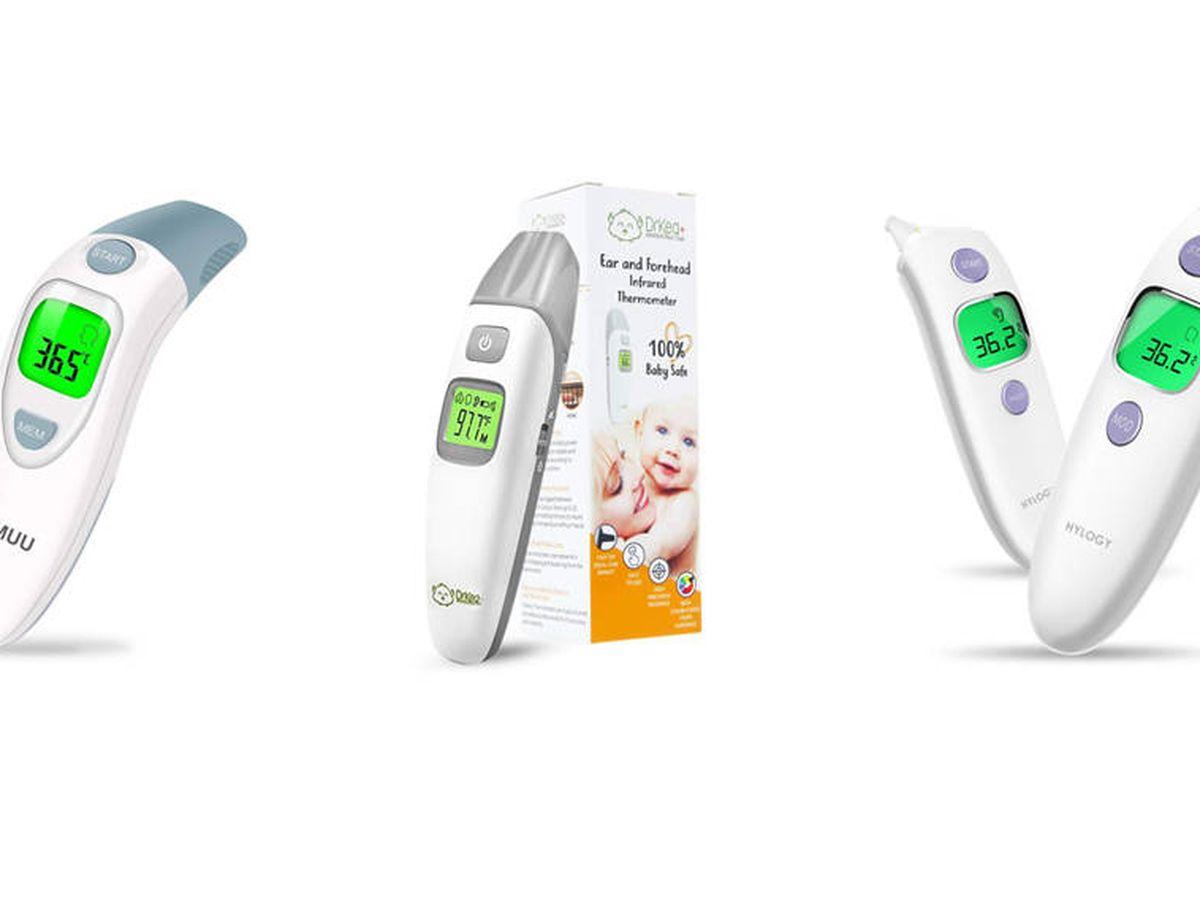 Los Mejores Termometros De Bebe Para Medir Su Temperatura A Cualquier Hora La mayor selección de termómetros a los precios más asequibles está en ebay. medir su temperatura