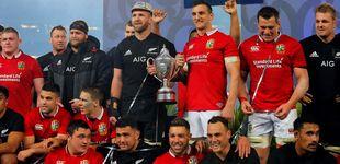 Post de All Blacks-British Lions: empate salomónico sin vencedores ni vencidos