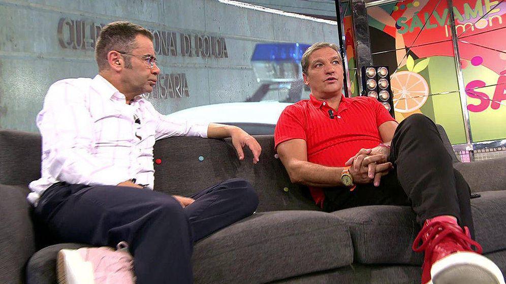 Foto: Gustavo González en 'Sálvame' (Telecinco)