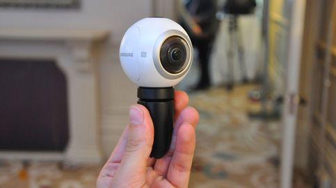 Gear 360, la cámara panorámica de Samsung para crear realidad virtual