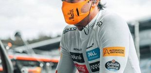 Post de Carlos Sainz, a por