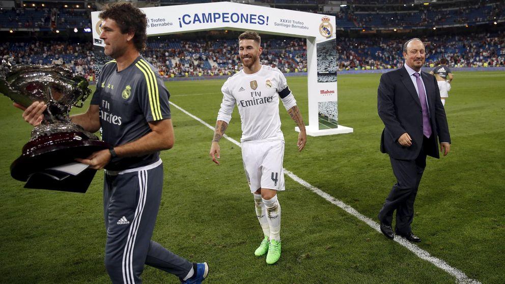 Sergio Ramos revuelve el gallinero a Benítez y más de uno ya piensa en volar