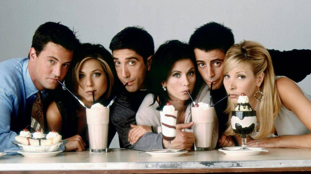 Foto: El libro 'I'll be there for you' recoge anécdotas y curiosidades del rodaje de 'Friends'.
