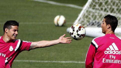 Sorpresa: cuando el Madrid fichó a James no sabía lo que tenía entre manos