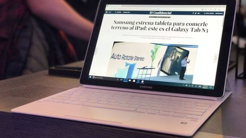 Tiembla, Microsoft: el Samsung Galaxy Book lo tiene todo para matar al Surface
