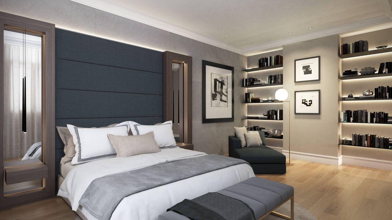 Casas de lujo qui n ha dise ado los pisos de lujo m s caros de madrid - Fotos de pisos decorados ...