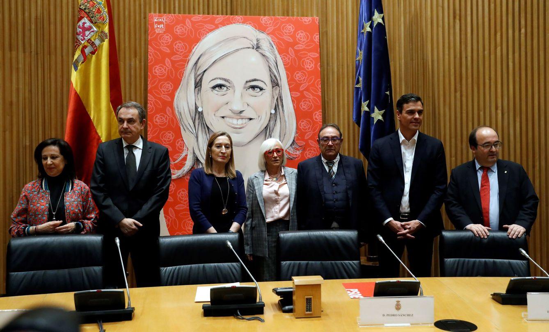 El Congreso homenajea a Chacón, la mujer valiente y luchadora que rompió barreras