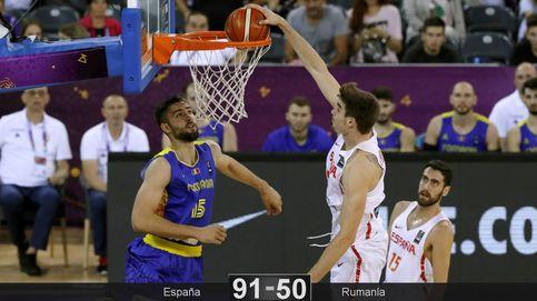 Juancho lidera otra exhibición mientras España espera un rival de verdad