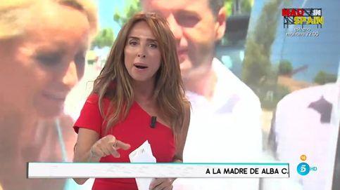 Patiño asegura que Alba y su madre están unidas frente a la denuncia de Fonsi Nieto
