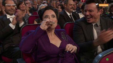 Los 7 momentazos de los Premios Emmy 2019: de la 'pillada' bebiendo al abrazo Stark
