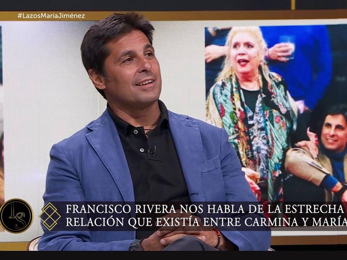 Foto: Fran Rivera, en 'Lazos de sangre'. (TVE)