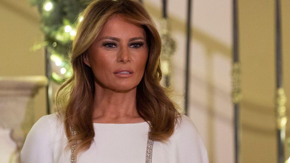 Foto: Melania Trump, en una imagen reciente. (Reuters)