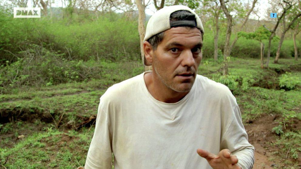 Frank Cuesta, tras los pasos de Tarzán en la nueva temporada de 'Wild Frank'