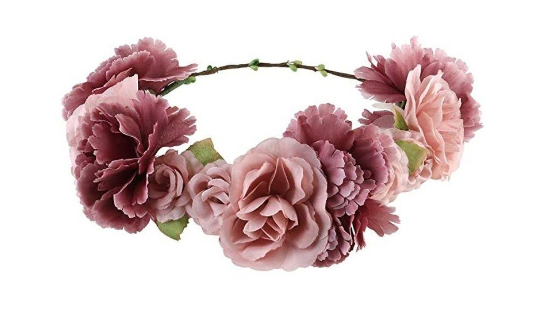 Guirnalda de flores, de Ultnice