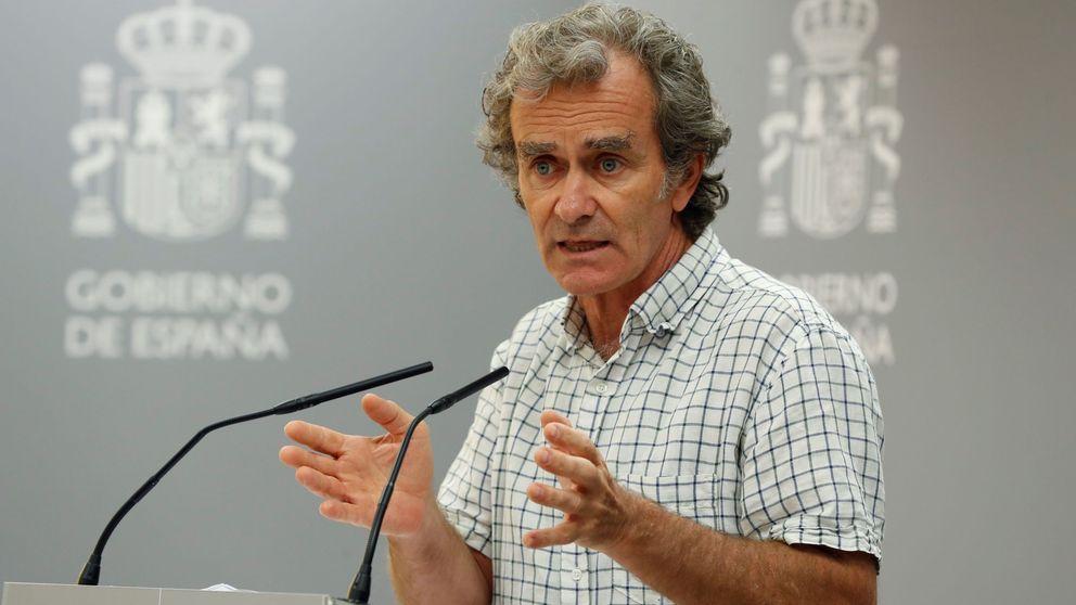 Simón advierte del posible cierre de colegios en septiembre si es necesario